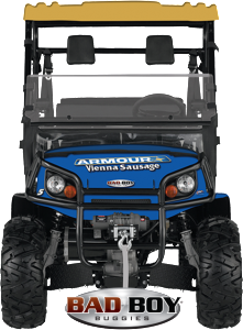 Armour Vienna Sausages Win A Bad Boy Buggies and VIP Tickects to NASCAR Nationwide Series Race