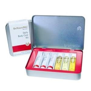 Beauty Blitz – Free Stuff Giveaway – Win Dr. Hauschka Body Care Kit