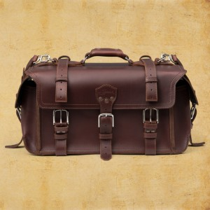 Bestleather – Win a $655 Saddleback Leather Side Pocket Duffel giveaway