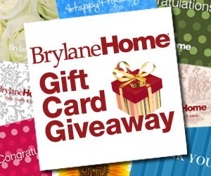 BrylaneHome – Win $1,000 Gift Card Giveaway