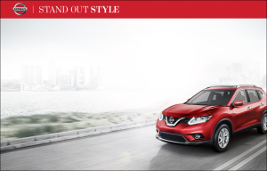 Conde Nast, Nissan and MyHabit-The Fix – Win 2014 Nissan Rogue & $1,000 Myhabit Gift Card Sweepstakes