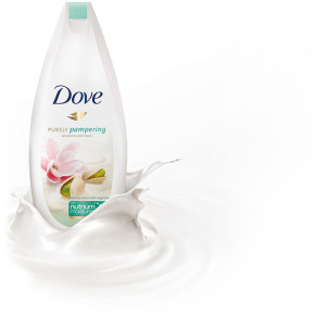 Dove Win 1 of 350 Purely Pampering giveaways