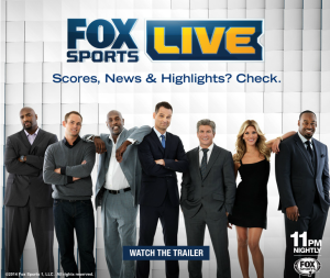 Fox Sports – Win A Trip To Los Angeles 2014 Sweepstakes