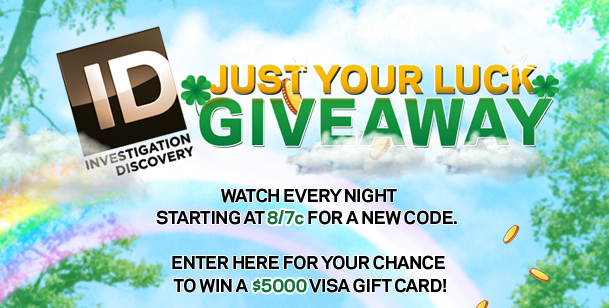 Id Watch And Win A 5 000 Visa Gift Card Giveaway