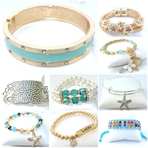 Simply Bracelets – Win A $160 Fashionista Beautiful Bracelet Giveaways