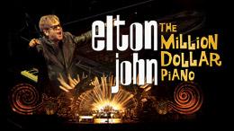 SiriusXm – Elton John – Win A Trip To Las Vegas To See The Million Dollar Piano