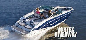 CHAPARRAL  – Win a 2015 Vortex 203 VR boat valued at $34,456.