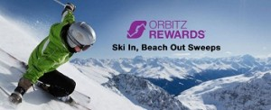 Orbitz Ski – Win a Aspen ski trip for 2 in Colorado  and  Mexico and a lot of prizes valued at $10,047 this February.