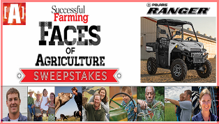 Agriculture – Win a Polaris Ranger EPS 570 Full Size valued at $12,999 by March 31, 2015!