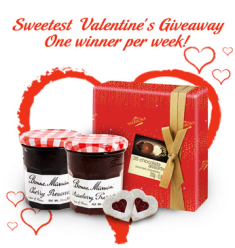Bonne Maman – Win two jars of Bonne Maman preserves and a special gift box from Valrhona Chocolates! – WEEKLY