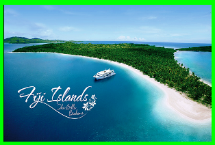 Budget Travel – Win a 6-day trip for 2 to Fiji Island valued at $4,060 by February 16, 2015