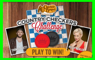 Cracker Barrel – Win a trip to Dallas, TX, to attend the 2015 Academy of Country Music Awards show plus INSTANTLY win Gift Cards !
