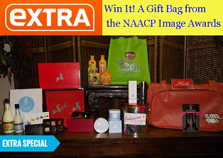 EXTRA – Win the 2015 NAACP Image Awards gift bag valued at $5,000
