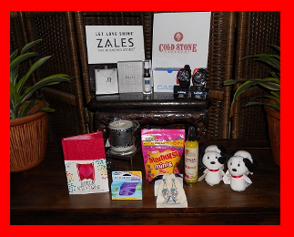 Etonline – Win 2015 Valentine's Day Gift Bag Sweepstakes TONIGHT !