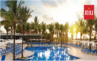 Home & Family – Win a Funjet all-inclusive trip for 2 with accomodations at the RIU Palace Pacifico, Mexico !