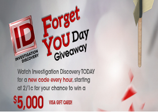 Investigation Discovery Win A 5 000 Visa Gift Card From