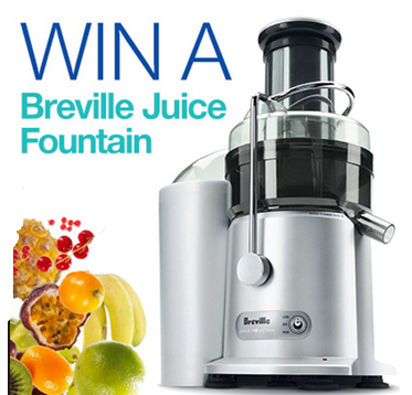 Leite's Culinaria – Win a win a Breville Compact Juice Fountain by March 6, 2015 – three entries DAILY