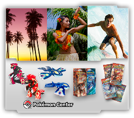 POKEMON – Win a trip for 4 to Honolulu, Hawaii and a bunchs of great INSTANT prizes valued at 26,250 on March, 2015 !