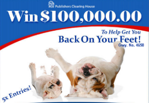 Top Ways To Win With Publishers Clearing House | Tattoo
