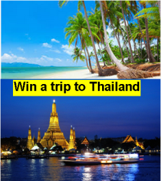 "Urban Outfitters – Win a trip to ""Southern Thailand Sojourn"" by March 2, 2015 !"
