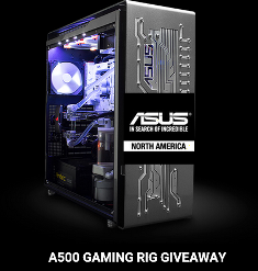 ASUS Computer – Win a Custom-built PC valued at $5,000 by March 11, 2015!