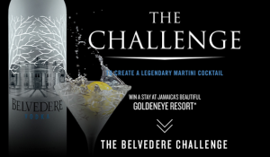 Belvedere Vodka – Win a stay at Jamaica's beautiful GoldenEye Resort  valued at $2,310!