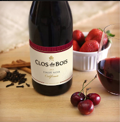 Clos du Bois  – Win a weekend getaway to Sonoma, California and spending cash valued at $4,100!