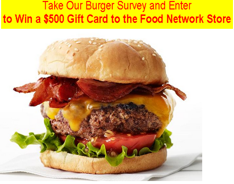 Food Network – Win a $500 gift card to the Food Network online store by April 2, 2015!