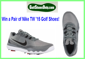 Global Value Commerce – Win a pair of Nike TW '15 Golf Shoes!