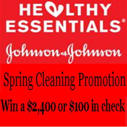 Healthy Essentials – Win 1 of 10 Grand Prizes of awarded a $2,400 check or $100 for 150 Runner Up Prizes !