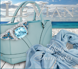 Le Vian – Win a prize pack including: a ring in 14K Gold and Diamonds, a Handbag and a silk scarf valued at $3,097!