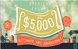 Ovation TV – Win a $2,500 travel voucher and a $2,500 spending stipend by March 26, 2015!