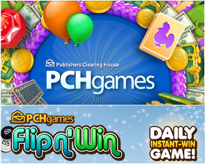 Publishers Clearing House Games – Win one of 500  Amazon.com Gift Card by March 31, 2015 – INSTANTLY