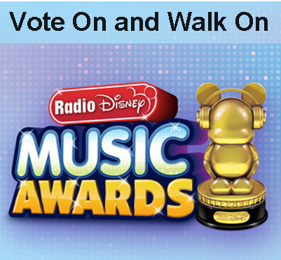 Radio Disney – Win a 3-day trip for 4  to Los Angeles, CA to attend Radio Disney Music Awards valued at $4,500 by march 12, 2015!