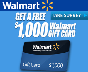 Walmart win 1 of 5 walmart gift cards valued at 1000 walmart win 1 of 5 walmart gift cards valued at 1000 negle Gallery