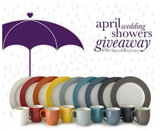 Bed Bath & Beyond – Win 1 of 4 dinnerware packages by May 1, 2015 – WEEKLY!