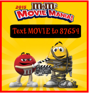 MARS – Win 2 Free Movie Tickets and tons of e-Movie Cash certificates by June 15, 2015 – INSTANTLY!