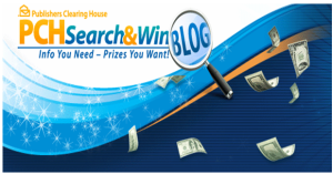 "PCH – Win 1 of 5 prizes of $100 for ""Search and Win Sweepstakes"" TODAY!"