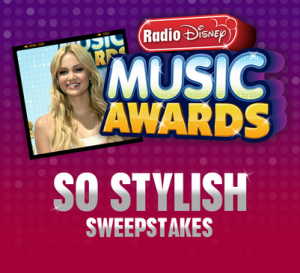 Radio Disney – Win $2,015 from So Stylist Sweepstakes by April 23, 2015!