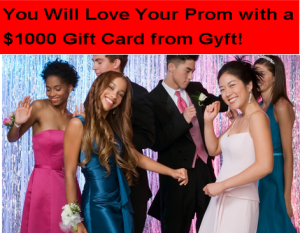 Ryan Seacrest – Win a $1000 gift card from Gyft card by April 26, 2015, TODAY !