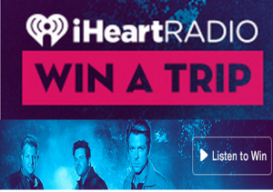 iHeartRadio – Win a $2,200  trip to attend the 2015 iHeartRadio Country Festival at the Frank Erwin Center in Austin, TX and Meet Rascal Flatts  on May 2, 2015!
