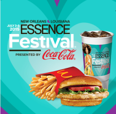 Coca Cola – Win a $6,950 trip for 2 to the 2015 Essence Festival in New Orleans, LA and more great prizes by May 31, 2015!