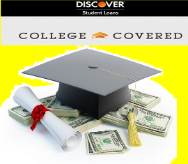 College Covered – Win 1 of 20 Scholarship Awards in the form of a $2,500 check by February 29, 2016!
