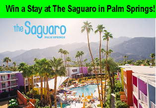 Ellen TV – Win a stay at this amazing and beautiful hotel in Palm Springs, California by May 13, 2015!