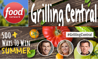 Food Network – Win $3,000 cash and one Ultimate Summer Bash Merchandise Package by September 8, 2015!