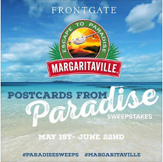 Frontgate – Win a trip to the Margaritaville Hollywood Beach Resort plus a 7-day Caribbean cruise and more prizes by June 30, 2015!
