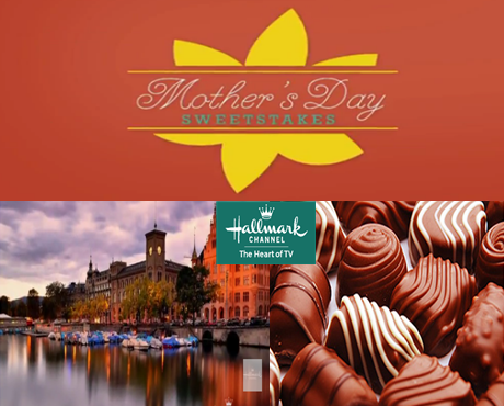 Hallmark – Win a Delta Vacations trip to Zurich, Switzerland valued at $4,500 on Mother's Day, 2015!