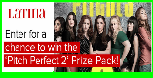 Latina – Win an ultimate prize pack for wireless headphones and fashionable speakers for the winner and 3 of her friends valued at 1,916 by June 1, 2015!