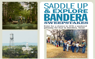 Meredith – Win a $1,075 Mayan Dude Ranch gift certificate, a $1,000 Visa® gift card from Meredith Corp and a $100 Visa® gift card from CVB by May 31, 2015!