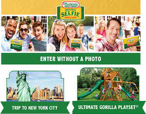Nathan's Famous – Win a $7,600 trip to New York City plus A Mountaineer Clubhouse Swing Set with Timber Shield and Deluxe Green Vinyl Canopy, with installation valued at $3,361 and more instant prizes by September 13, 2015 – INSTANTLY!